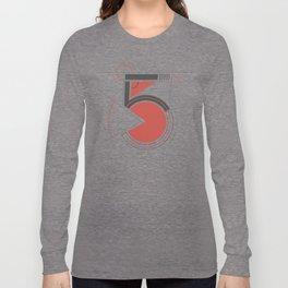 constructed 5 Long Sleeve T-shirt
