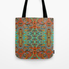 Ethnic Style G250 Tote Bag