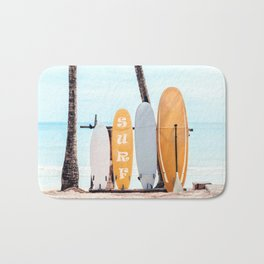 Choose Your Surfboard Bath Mat