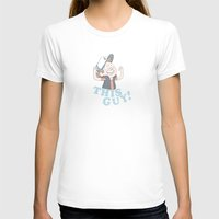gravity falls T-shirts featuring This Guy: Gravity Falls by EclecticMayhem