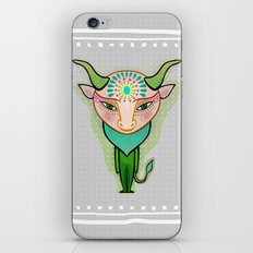 taurus zodiac sign iPhone Skin