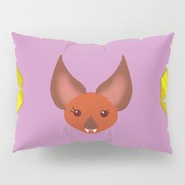 Bat of Wealth Pillow Sham