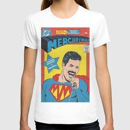 Mercuryman T-shirt