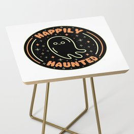 Happily Haunted Side Table