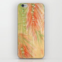 red weeping willow iPhone Skin