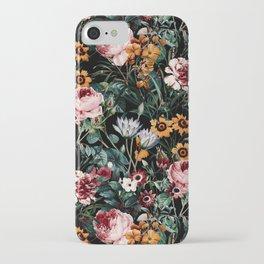 Midnight Garden III iPhone Case