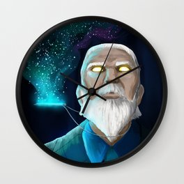 An Entire Universe Wall Clock