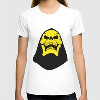 skeletor T-shirts featuring Skeletor. by Glassy