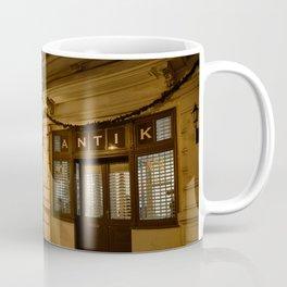 lonely lantern in Berlin Coffee Mug