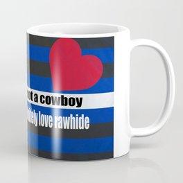 Leather Pride Coffee Mug
