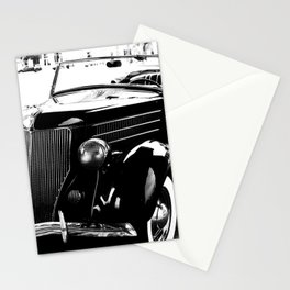Top Down Limo Stationery Cards