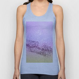 Unicorn Girls Glitter #13 #shiny #decor #art #society6 Unisex Tank Top