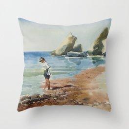 New Aphrodite Throw Pillow