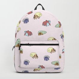 Hermit Crabs Backpack