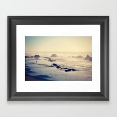 To Travel is to Live Framed Art Print