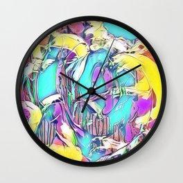 ABLE 02 Wall Clock