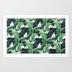 Martinique Print Art Print