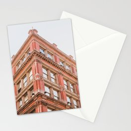 Corner Building - NYC Photography Stationery Cards