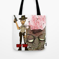 Grimes Pillow Tote Bag