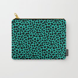 Berlin Boombox Animal Pattern Carry-All Pouch