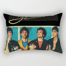 the personil strokes band tour 2020 ngamein Rectangular Pillow