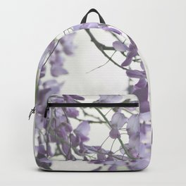 Wisteria Lavender Backpack