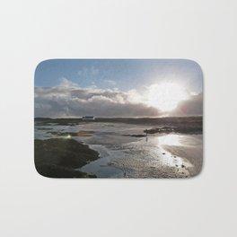 Connemara Coast #4 Bath Mat