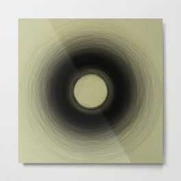 'Supermassive black hole' Metal Print