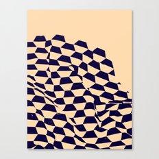 Shipyard Cream — Matthew Korbel-Bowers Canvas Print
