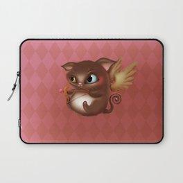 Cupid Kitty Laptop Sleeve
