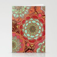 baroque Stationery Cards featuring Baroque Obsession by micklyn