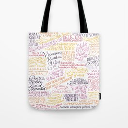 Ann, You… Tote Bag