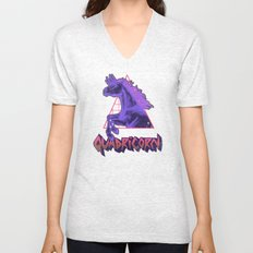 Quadricorn Unisex V-Neck