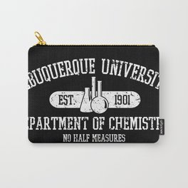 Respect the Chemistry (dark background) Carry-All Pouch