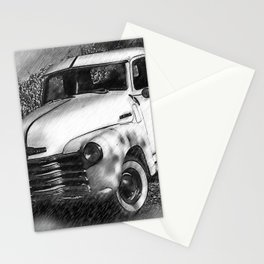 The Chevy Truck Stationery Cards