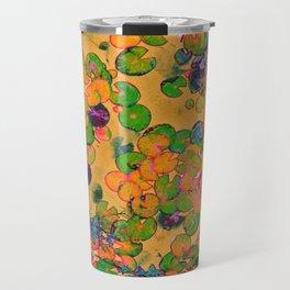 Lily Pad Tie Travel Mug