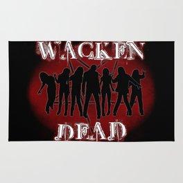 Wacken Dead Rug