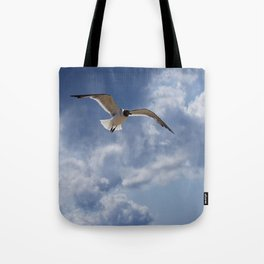 Solo Flight Tote Bag