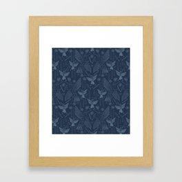 birdz Framed Art Print