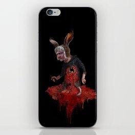 the rabbit iPhone Skin