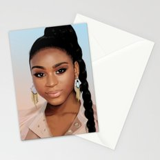 Normani Stationery Cards