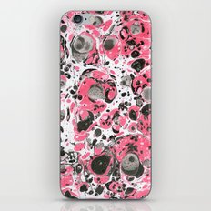 Paper Marbling 01 iPhone & iPod Skin