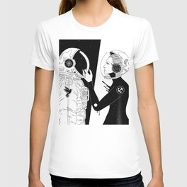 I Found a Space for Us T-shirt
