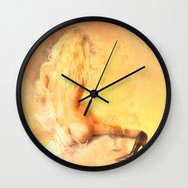 Beautiful Secret Wall Clock