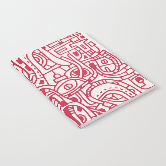 Red Dot Notebook