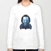 chuck Long Sleeve T-shirts featuring Chuck Berry by rubenmontero