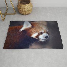 The Red Panda Rug