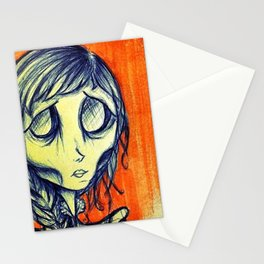 Starvation, Ghoul #1 Stationery Cards