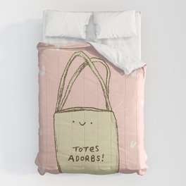 Totes Adorbs! Comforters