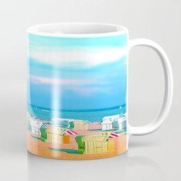 Travemünde Beachflair Coffee Mug